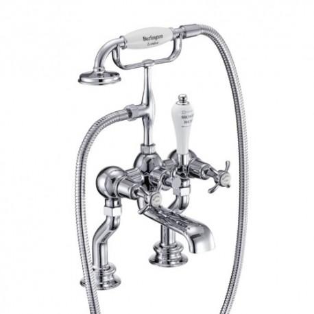 Burlington ANR15 cмеситель для ванны, набортный