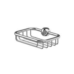 Burlington V23 мыльница-решетка для душевого комплекта, цвет Хром