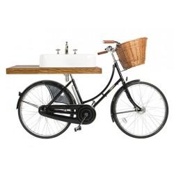 Arcade велосипед с 600мм раковиной и сифоном