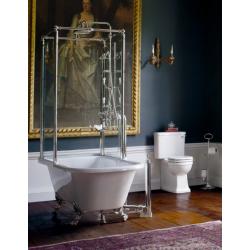 Arcade H402-ARC ванна с душевым ограждением Royal