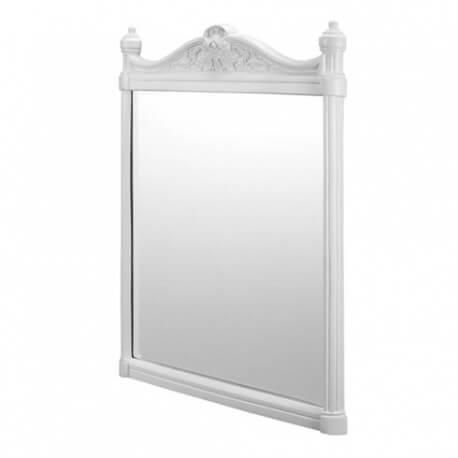 Зеркало Georgian Burlington с рамой из белого алюминия T42WHI Размер: 55*75 см.